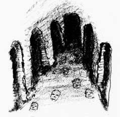 Underground City in the Grand Canyon Was Documented in 1909  94a14-072bindian2blegend2bfaces2b-2bgrand2bcanyon